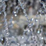 【#オーダーメードプチ動画】噴水などの水滴の写真にピアノの高音が煌めく#暑中見舞いの#プチ動画はいかがですか?「絆のプチ動画#24」