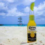 【#オーダーメードプチ動画】海や山で飲むビールの写真に爽やかなピアノの#残暑見舞い#プチ動画はいかがですか?「絆のプチ動画#30」